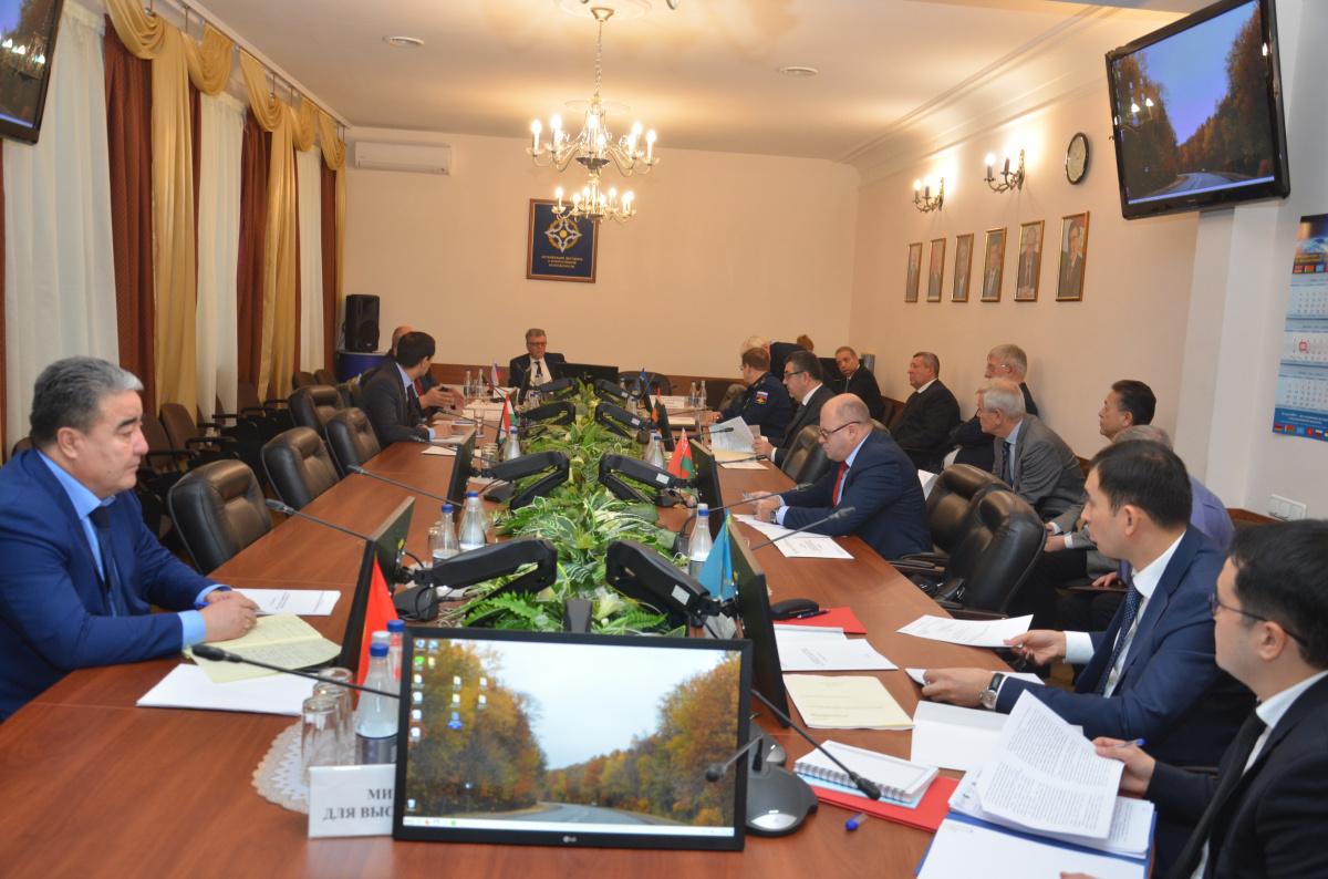 Состоялось заседание Постоянного cовета ОДКБ