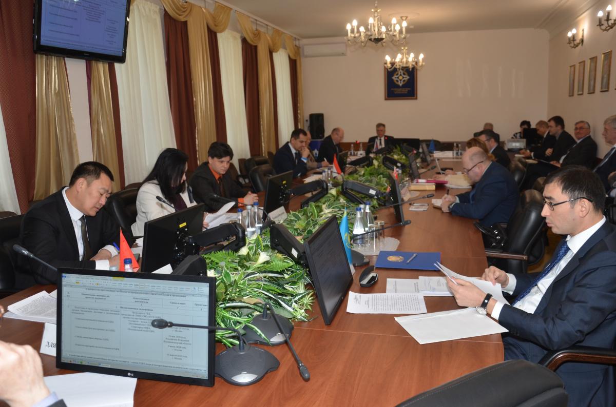 На заседании Постоянного совета ОДКБ согласован проект Плана мероприятий по реализации решений ноябрьской сессии СКБ ОДКБ и приоритетов России, предложенных на период председательства