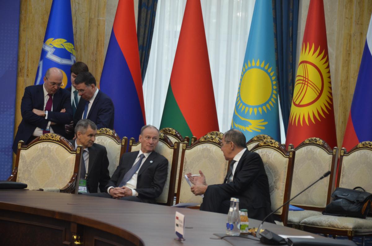 Заседания Совета министров обороны и Комитета секретарей советов безопасности ОДКБ состоятся в Душанбе 27 и 29 апреля в очном формате