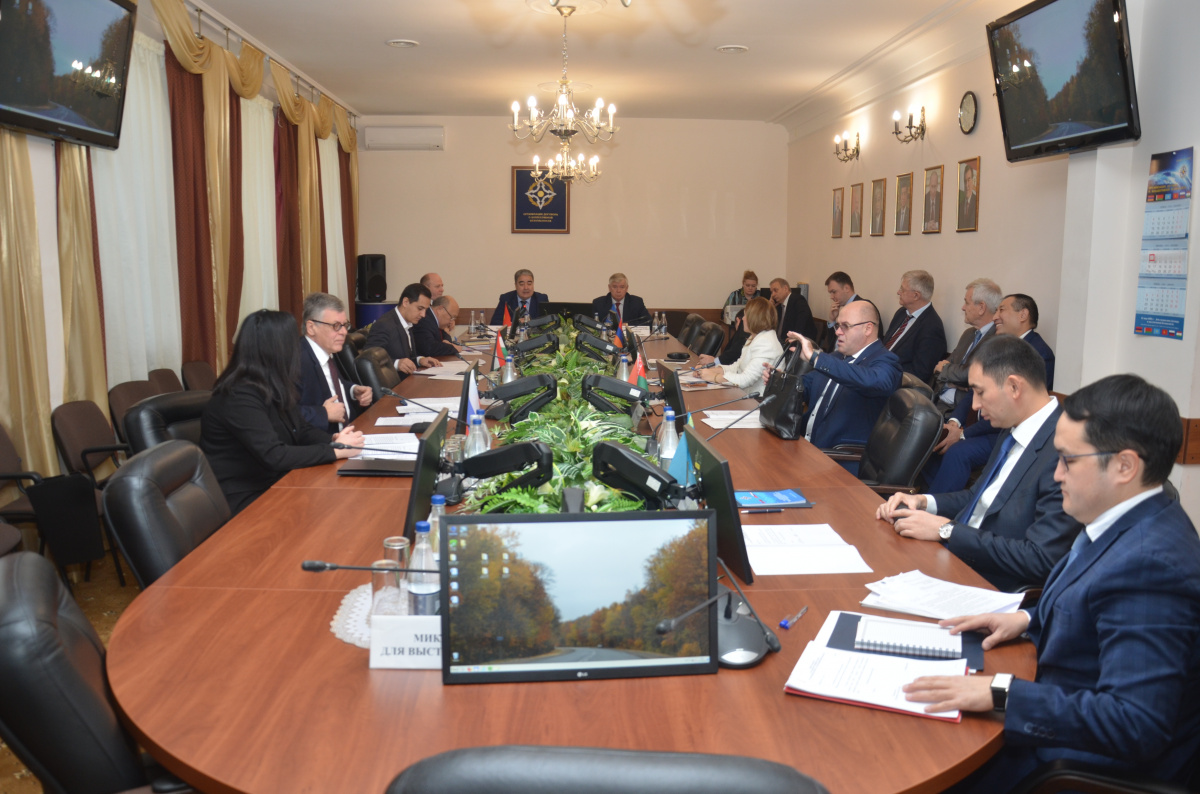 Председателем Постоянного cовета ОДКБ избран представитель России Андрей Шведов