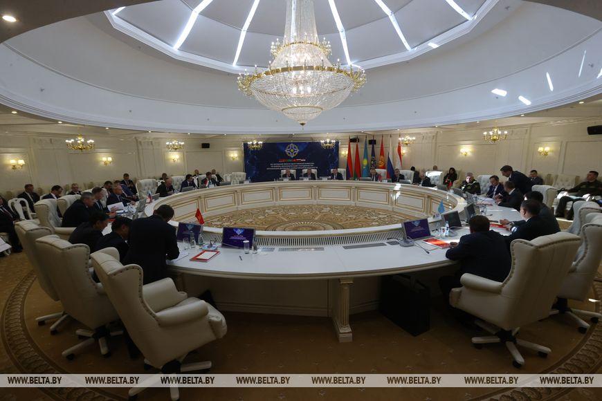 В Минске состоялось ХIХ заседание  Межгосударственной комиссии по военно-экономическому сотрудничеству ОДКБ