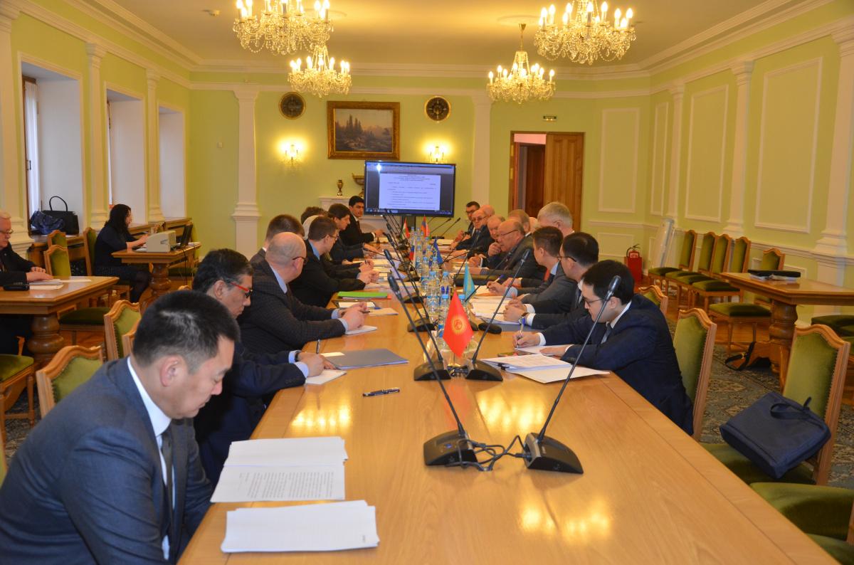 В Москве состоялись консультации государств-членов ОДКБ  по актуальным вопросам контроля над вооружениями, разоружения и нераспространения
