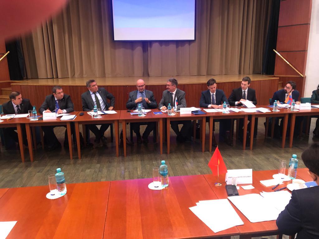 В Москве состоялись консультации представителей государств - членов ОДКБ по вопросам повестки дня 76-й сессии Генеральной Ассамблеи ООН