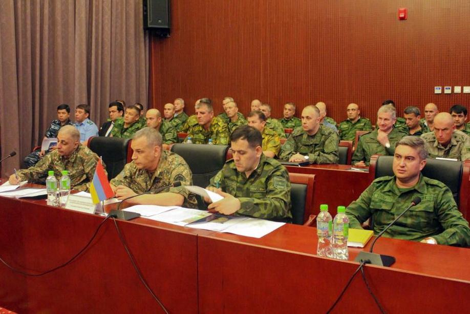 В Таджикистане состоялись штабные переговоры по организации и проведению учений «Взаимодействие-2021», «Поиск-2021», «Эшелон-2021»