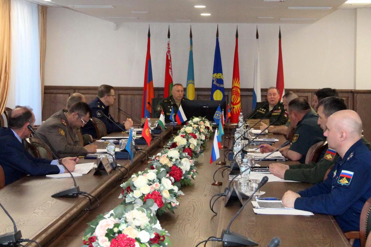Состоялось первое заседание рабочей группы при Совете министров обороны ОДКБ по вопросам радиоэлектронной борьбы