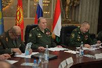 На Международной военно-научной конференции обсуждены вопросы подготовки военных кадров для Войск (Коллективных сил) ОДКБ