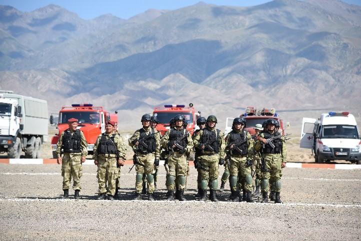 В Кыргызстане началось международное антинаркотическое учение ОДКБ – «Гром-2019».