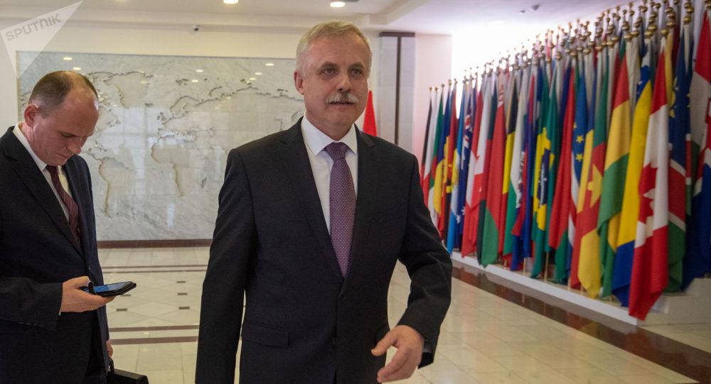 """""""Спутник-Армения"""": Страны ОДКБ вместе остановят опасные тенденции на международной арене - Генсек Организации"""