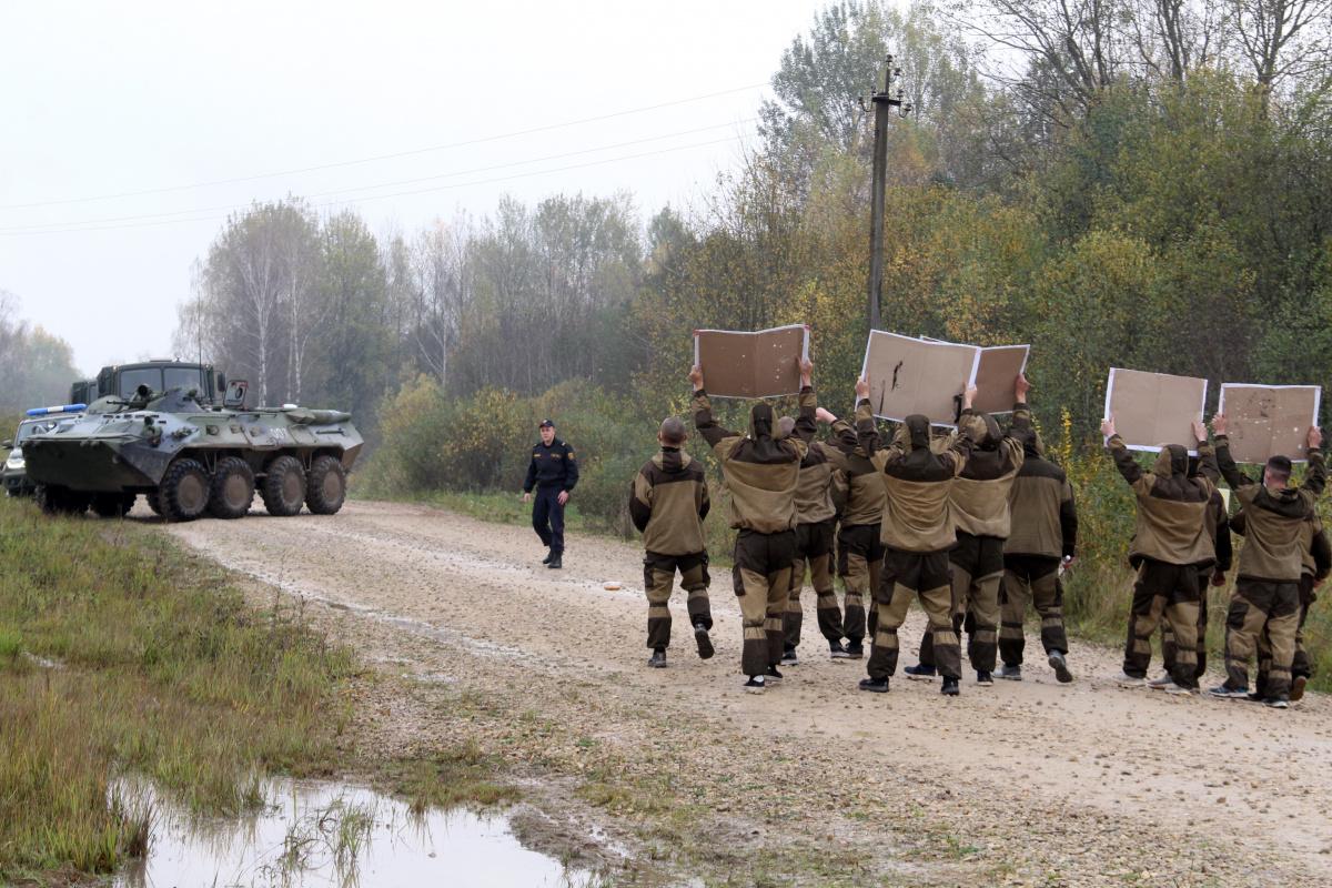 В Республике Беларусь состоялся заключительный этап Командно-штабного учения с Миротворческими силами ОДКБ «Нерушимое братство–2020»