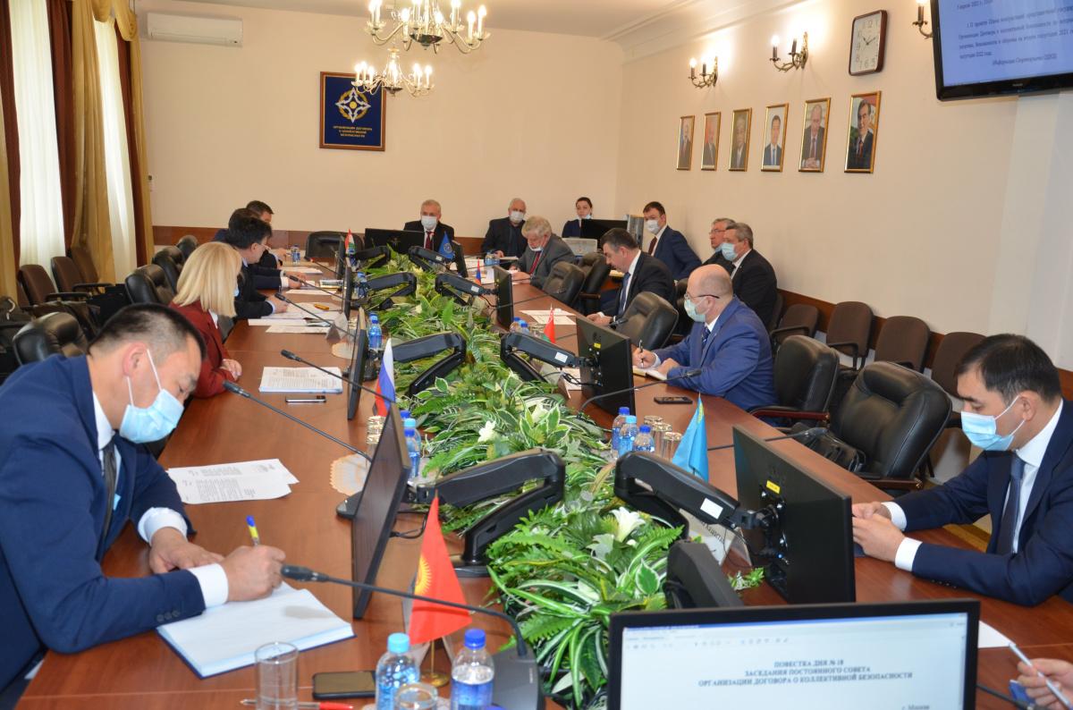 Постоянный совет ОДКБ рассмотрел План консультаций по вопросам внешней политики, безопасности и обороны
