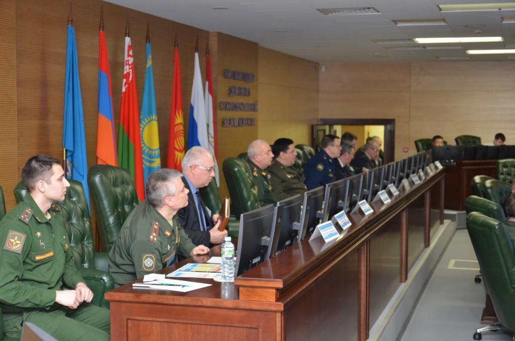 В Центре кризисного реагирования ОДКБ состоится заключительный этап совместной Деловой игры, направленной на предотвращение и урегулирование кризисных ситуаций