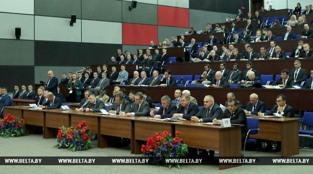 Делегация Секретариата и Объединенного штаба ОДКБ приняла участие в научно-практической конференции по информационной безопасности в Минске