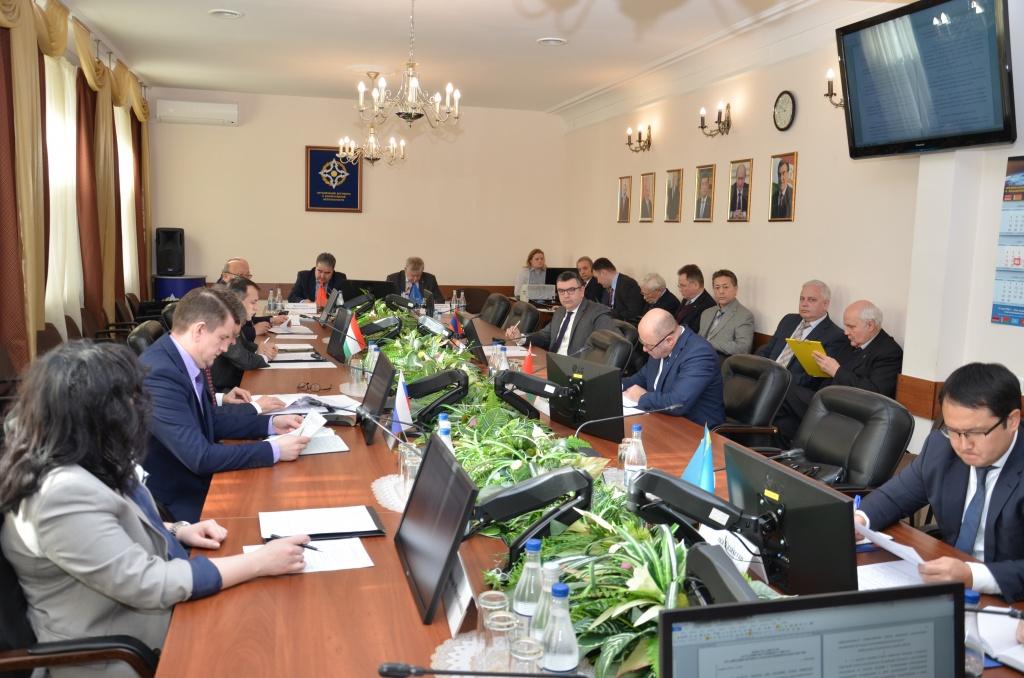 На заседании Постоянного Совета ОДКБ согласован План действий государств – членов ОДКБ по реализации Глобальной контртеррористической стратегии ООН на 2019 – 2021 годы